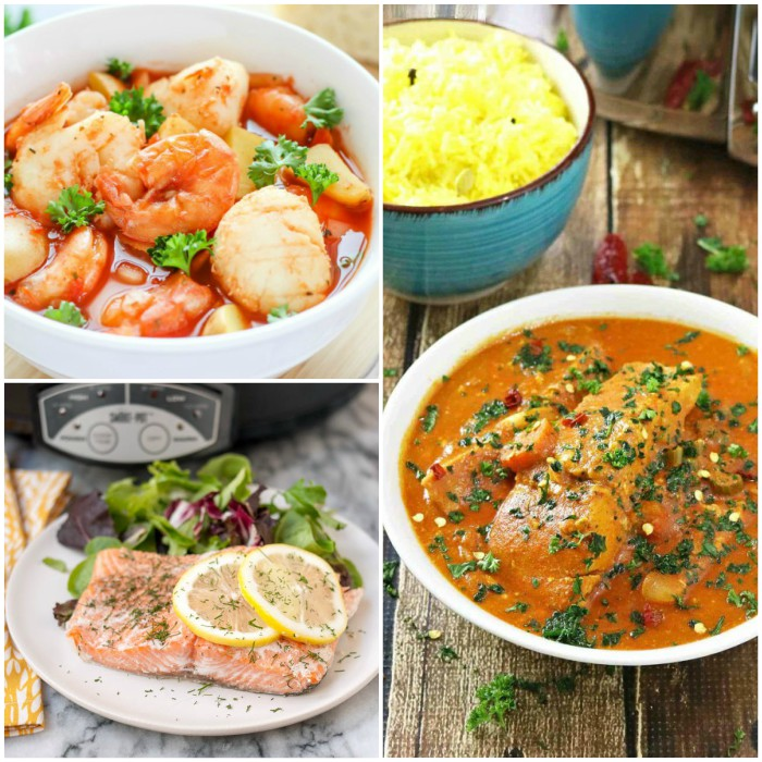 Yummy Slow Cooker Seafood Recipes