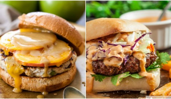 19 Insane Burger Recipes You Have to Try at Least Once