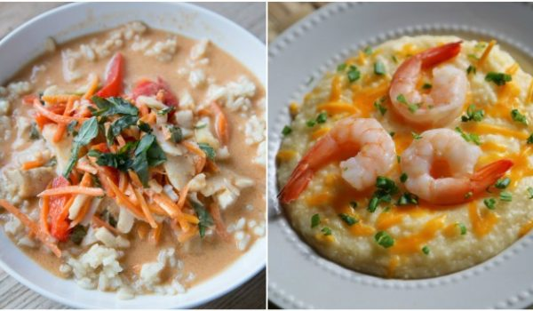 crock pot seafood recipes feature