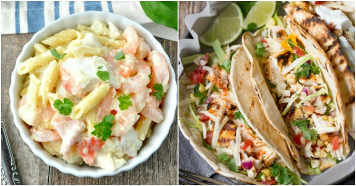 17 Healthy Seafood Recipes You Should Be Cooking