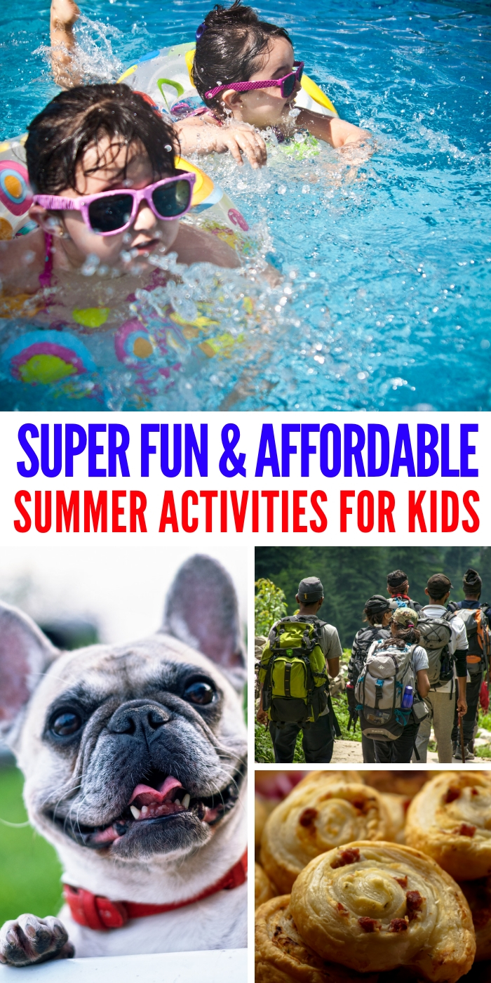 You'll love these fun and affordable summer activities for kids!
