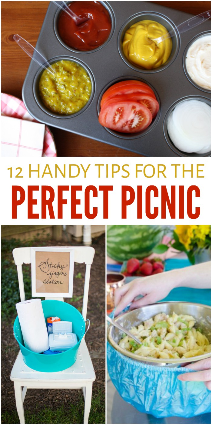 12 Tips for the Perfect Picnic