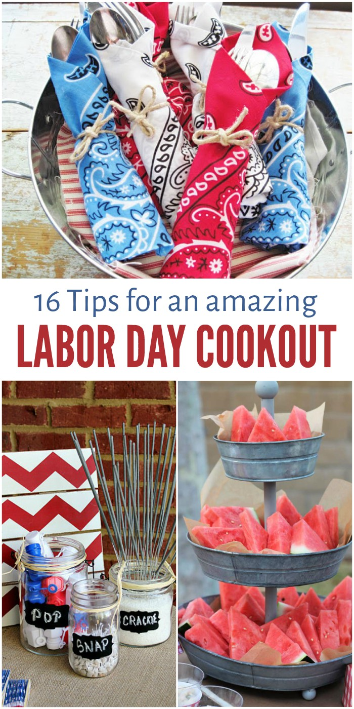 16 Labor Day Cookout Ideas to End Summer with a Bang