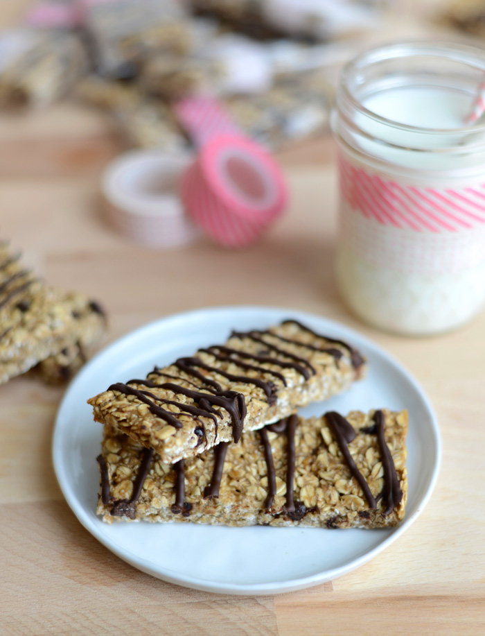Peanut Butter Energy Bars - Fit Foodie Finds