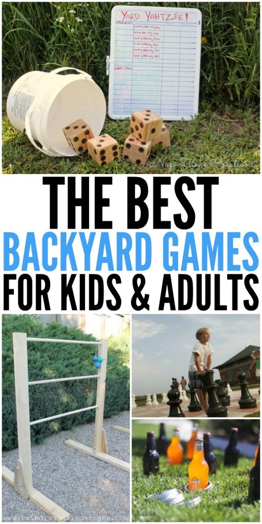 The Best Backyard Games for Kids & Adults