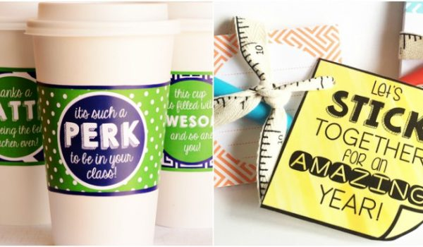 back to school teacher gifts feature