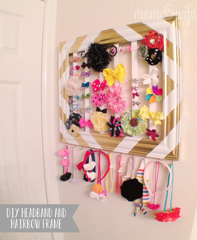 16 tricks to organize kid rooms on a budget headband organizer solutioingenieria Gallery