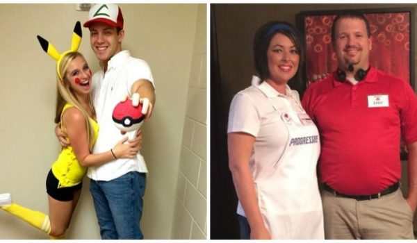 diy couples costumes