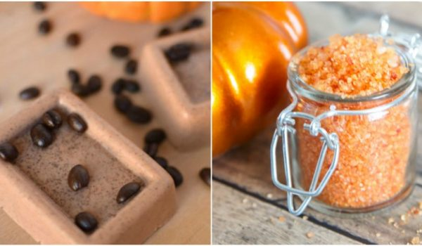 12 DIY Pumpkin Spice Bath & Body Products