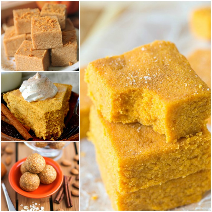 easiest ever no bake pumpkin desserts