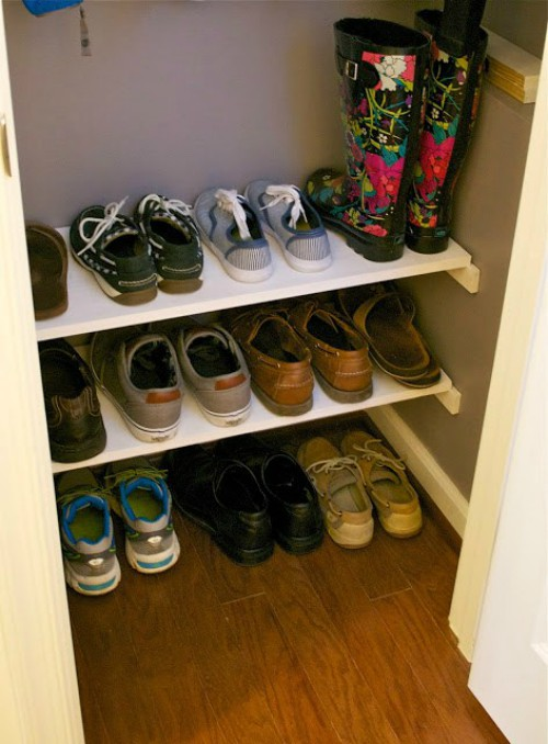 18 Coat Closet Organization Tricks For Busy Families