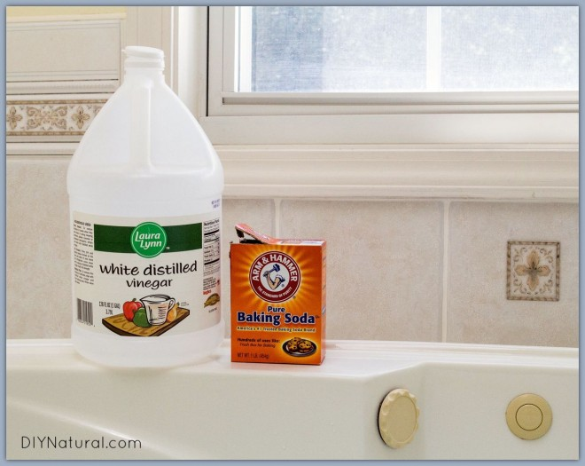 Wonderful Vinegar And Baking Soda