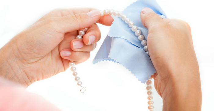 Here are some safe and ideal ways to clean your jewelry at home.