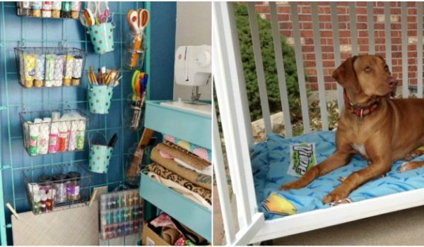 crib repurposing ideas feature