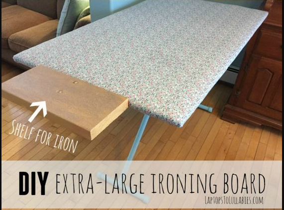 extra large ironing board
