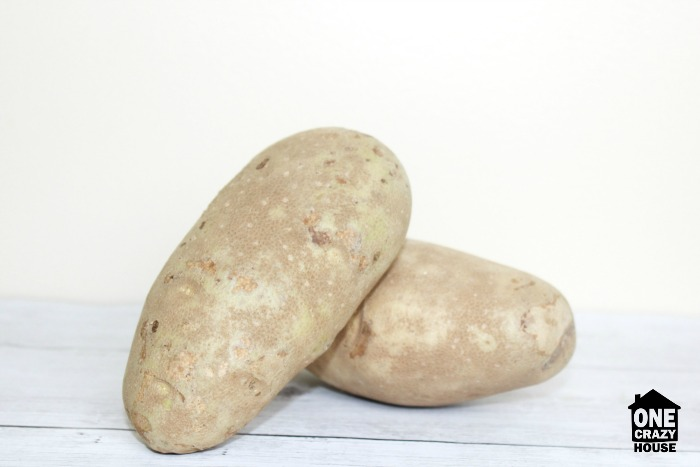 Keep Potatoes Out of Refrigerator