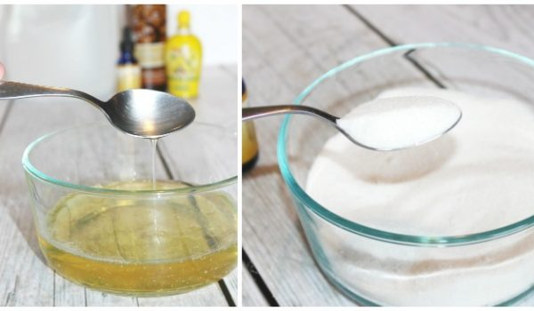 Simple Homemade Dishwasher Detergent