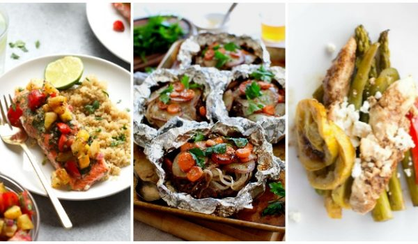 Tin Foil Packet Dinners to You Need to Try Tonight