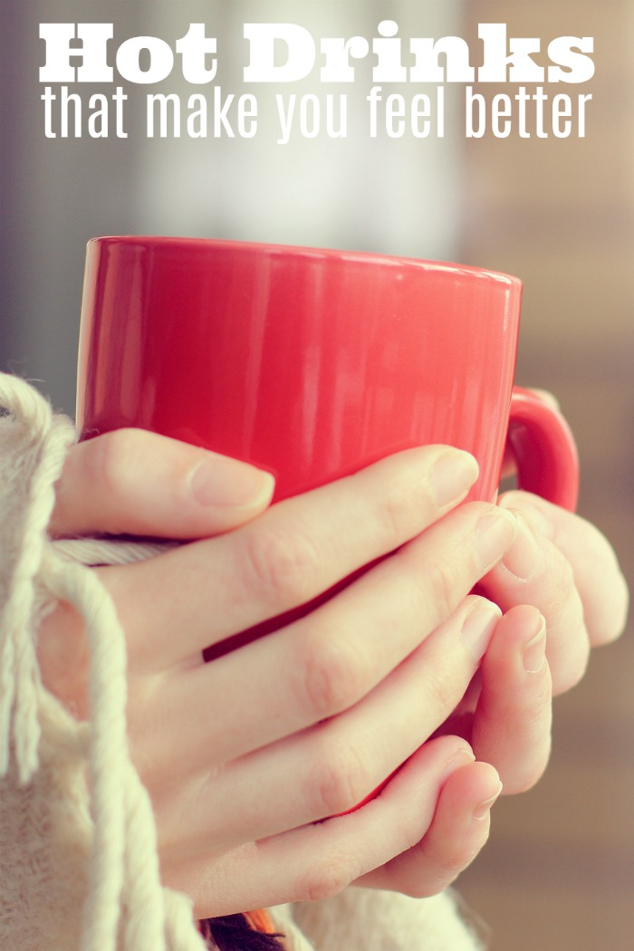 hot drinks that make you feel better