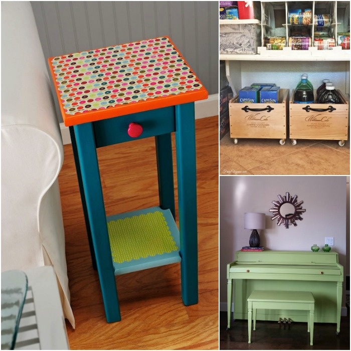 Furniture Makeovers And Upcycle Ideas To Add Charm To Your
