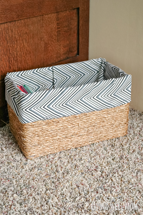DIY-Basket-made-from-a-box