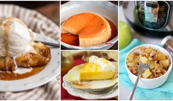 Drool Worthy Instant Pot Desserts You'll Love