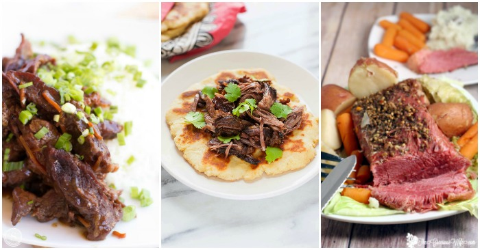 Ethnic Slow Cooker Beef Recipes