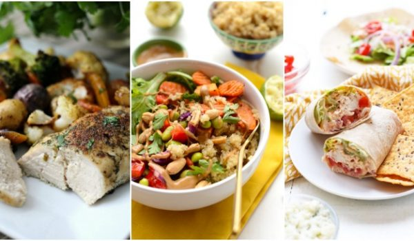Healthy Dinner Recipes to Jump Start Your New Diet
