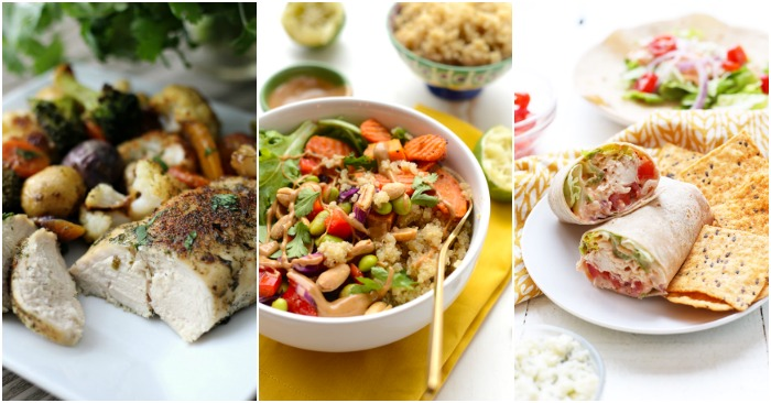 Easy Healthy Dinner Recipes To Jump Start Your New Diet