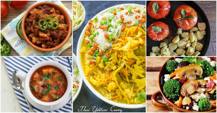 Mouthwatering Vegan Recipes to Try This Week