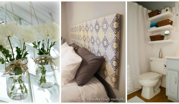 Must Try DIY Home Decor Ideas to Dress Up Your Home #DIYHome #HomeDecor #SimpleDIYHomeDecor