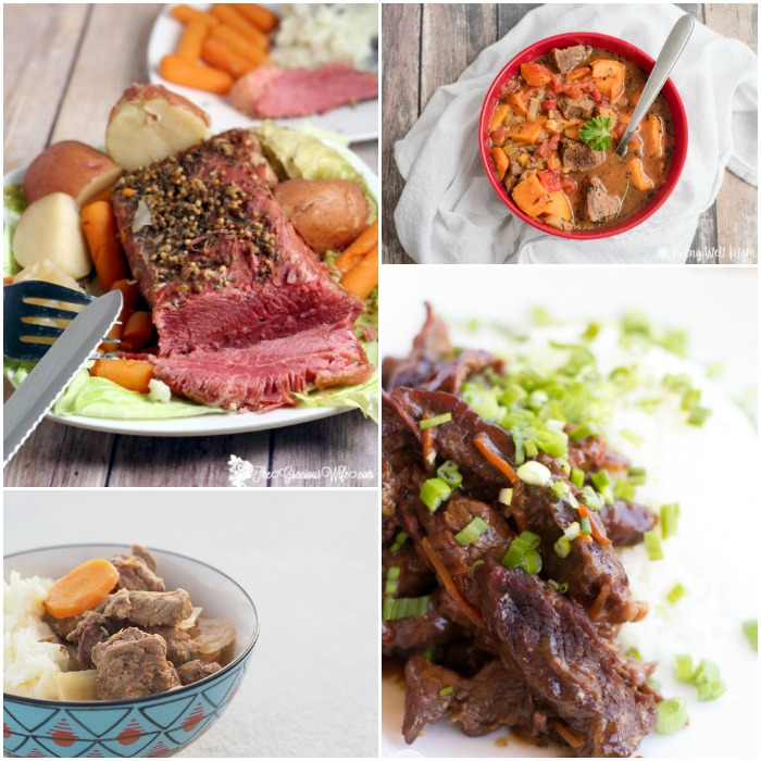 Yummy Beef Slow Cooker Recipes