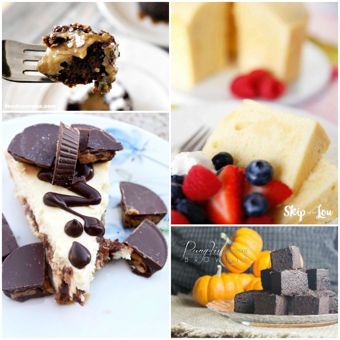 Instant Pot Cake Recipes and Other Sweets