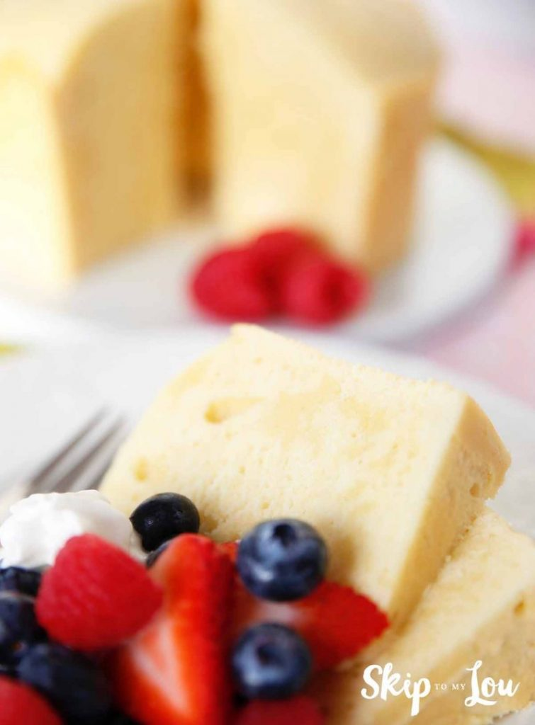 Instant Pot Pressure Cooker Pound Cake - Skip to My Lou