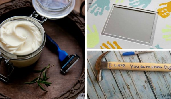 12 DIY and Handcrafted Father's Day Gifts He Will Love