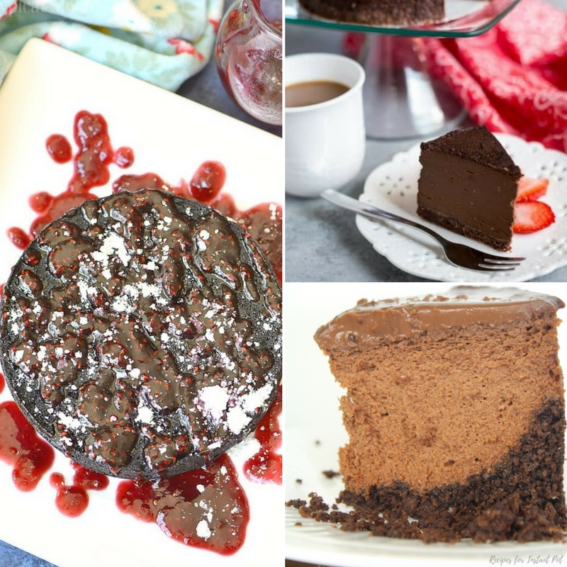 Chocolate Cakes In Instant Pot
