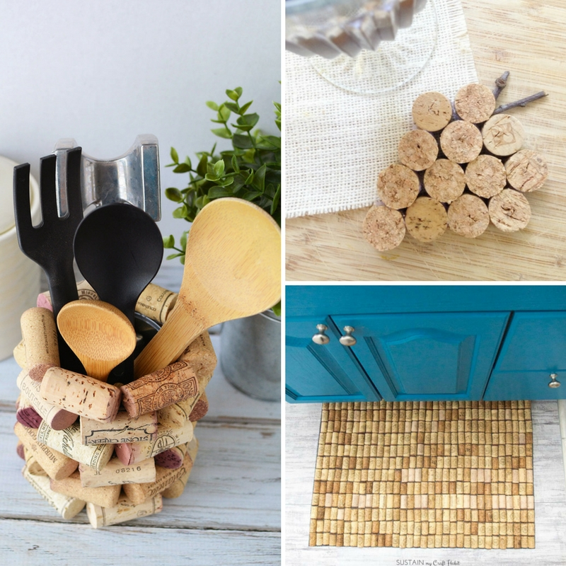 Wine Cork Crafts To Make