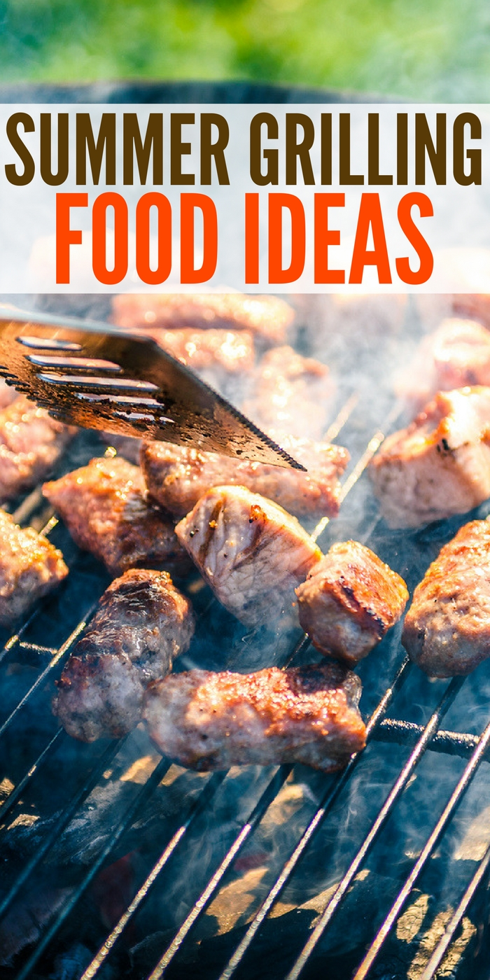 8 Summer Grilling Food Items To Treat your Taste Buds