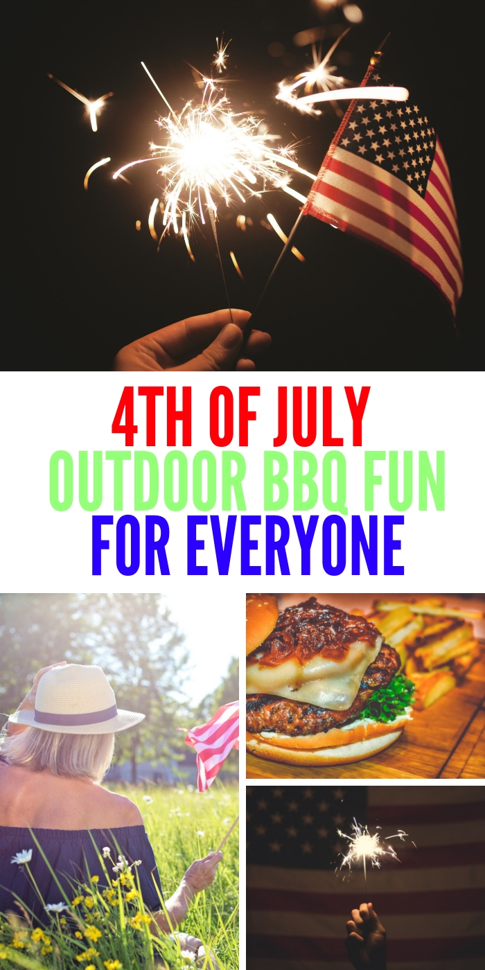 One of the most fun holidays of the year is quickly approaching! If you love everything stars and strips, then you're going to love these BBQ ideas! #BBQ #4THOFJULY #fireworks #onecrazyhouse