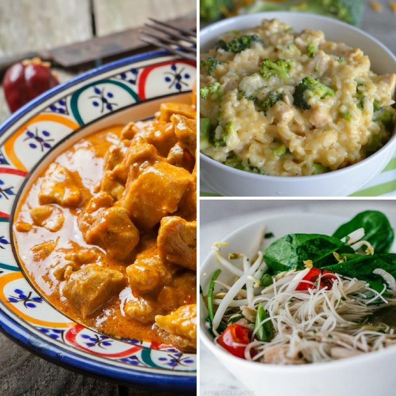 15 Must-Try Instant Pot Chicken Dinners To Switch Up Dinner