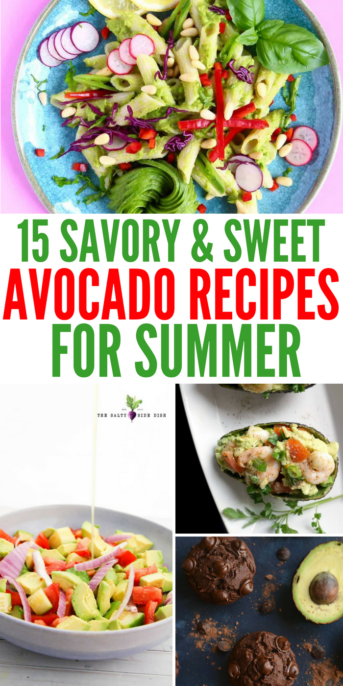 15 Of The Best Avocado Recipes That Are Perfect For Summer