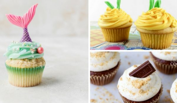 Fun Summer Inspired Cupcakes To Add A Splash To Entertaining