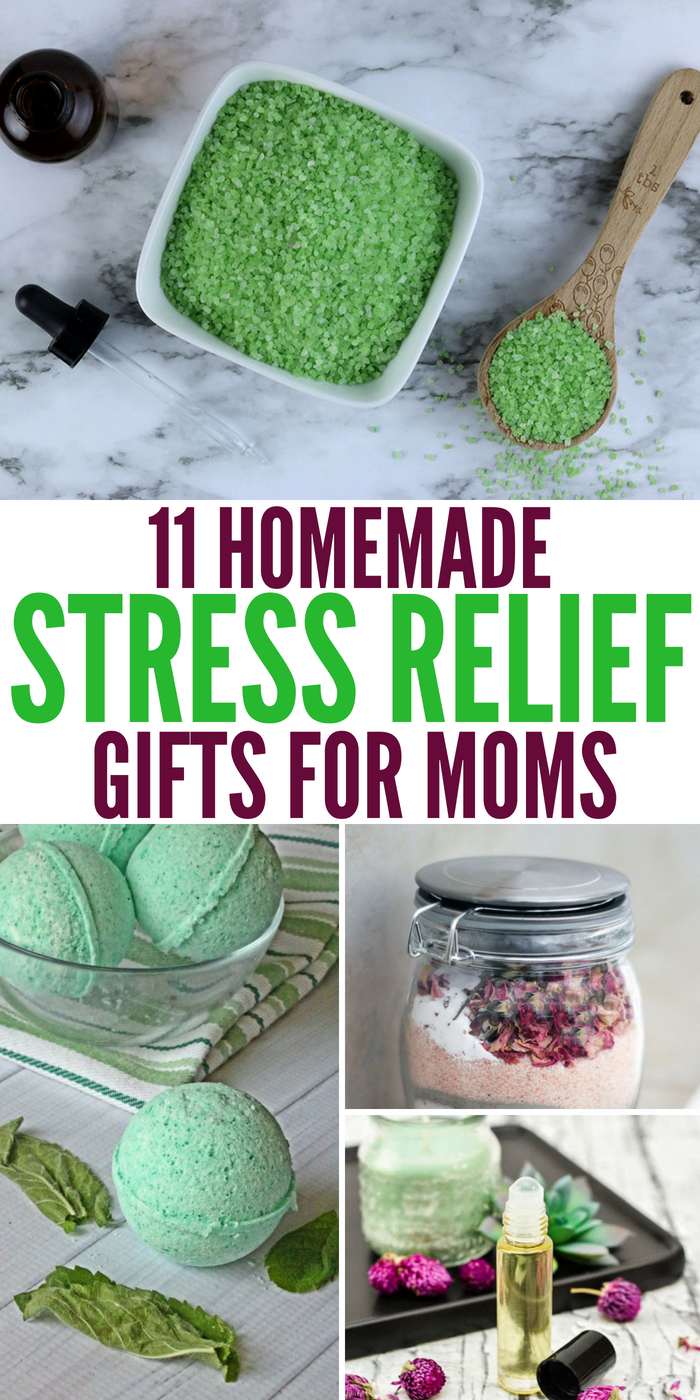 11 DIY Stress Relief Gifts For The Stressed Out Moms