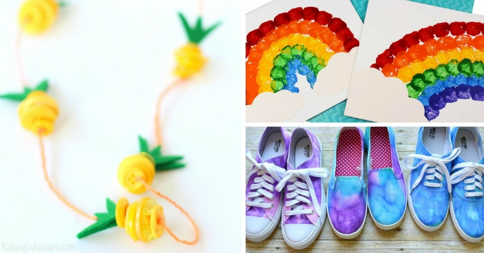 Easy Summer Crafts For Kids To Make This Summer