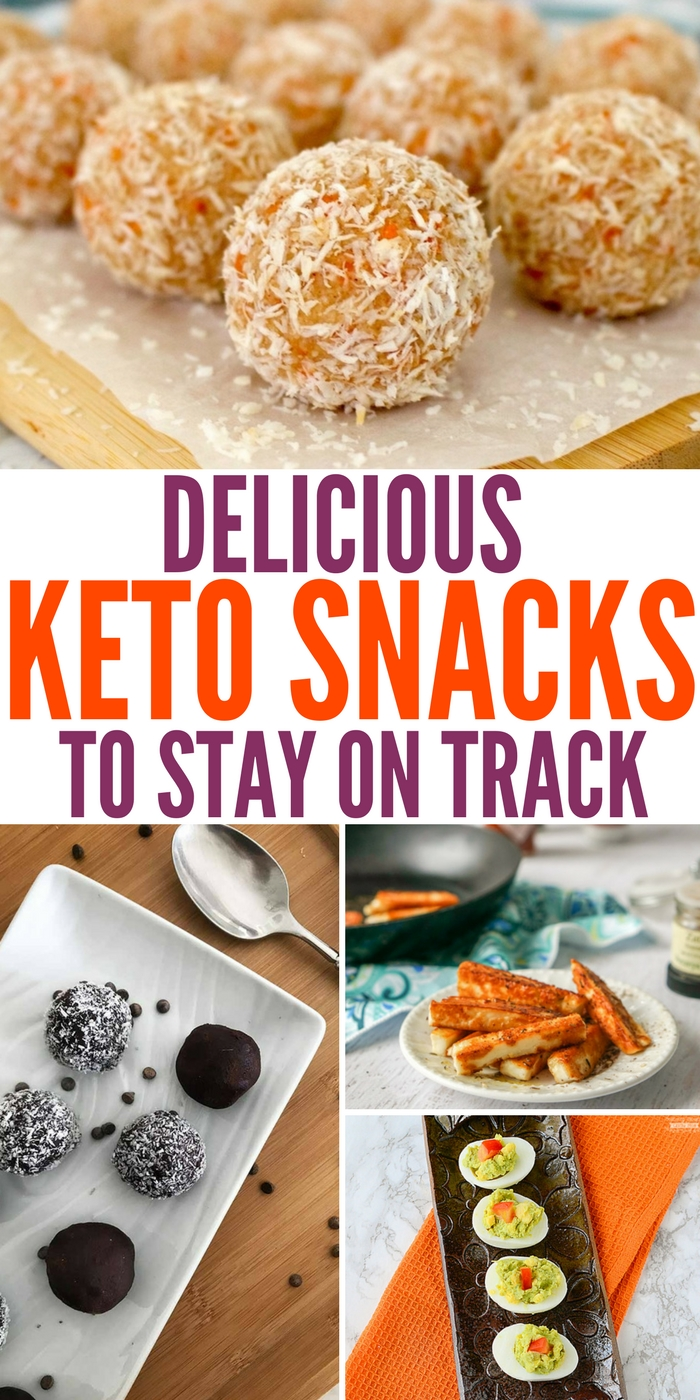 Friendly Keto Snacks To Grab To Stay On Track And Fill You Up