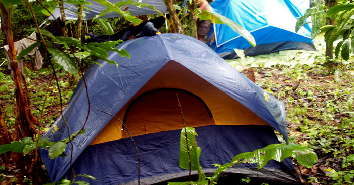 Tent Camping Hacks You'll Be Thankful to Know!