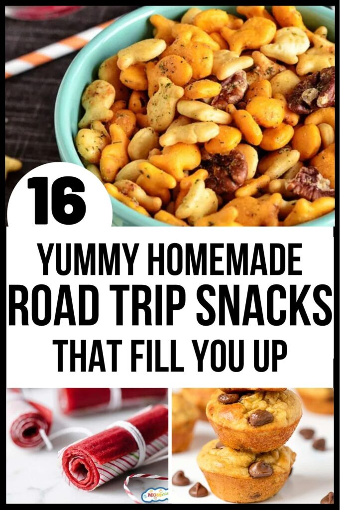Fuel Up With These Homemade Road Trip Snacks