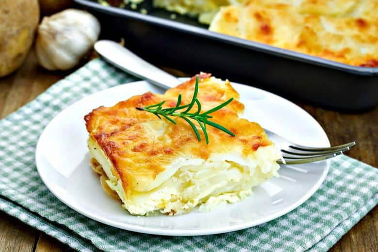 Potluck Dishes - Scalloped Potatoes- Culture Palete