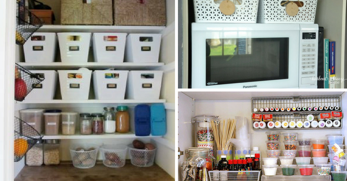 Kitchen Organization On A Budget Tips and How-To\'s