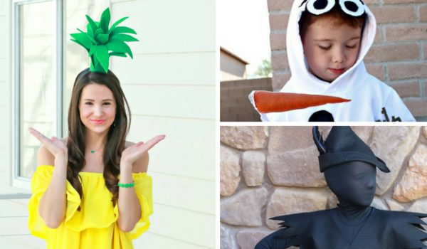 17 DIY Halloween Costumes For All Ages